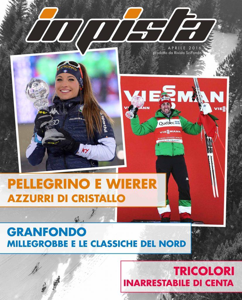 La copertina di In Pista - n. 5