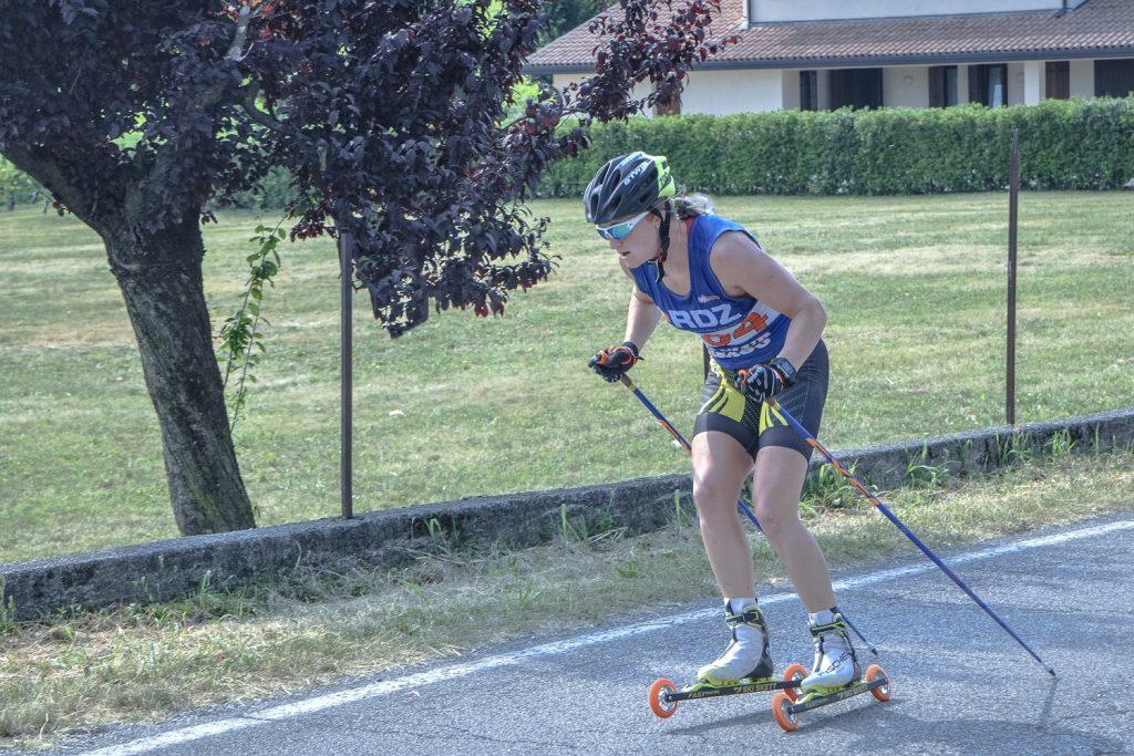 Lucia Scardoni si aggiudica il Trofeo Body Evidence.