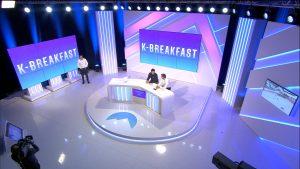 Eurosport_trasmissione K-BREAKFAST