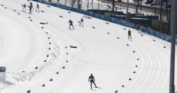 A view of the Alpensia Cross Country Skiing Centre at Alpensia Olympic Park (KOR)